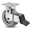 Wheel Face Brake
