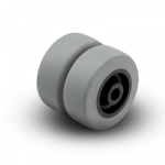 00 Series Thermoplastic Rubber Wheels