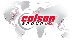 Colson Group USA Global Map